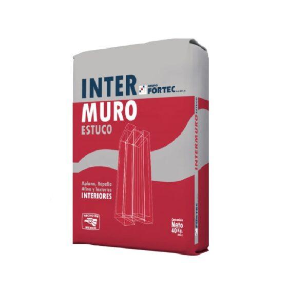 FORTEC INTERMURO ESTUCO 40 KG